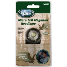 <strong>Wilmar</strong> Micro LED Magnifier Headlamp