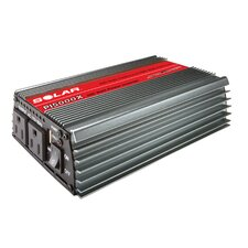 500W Continuous / 1000W Peak Power Inverter