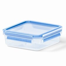 Emsa by Frieling 28.5 Oz. 3D Food Storage Square Clip and Close Container