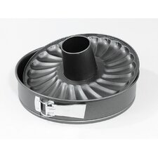 "2.5"" x 10"" Springform Pan with Bundt Insert"