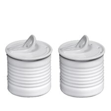 Cilio Salt and Pepper Can (Set of 2)