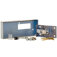 Universal Postal to Private Lock Conversion Kit