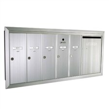 1260  Series Vertical Mailbox Unit With Outgoing Mail Slot