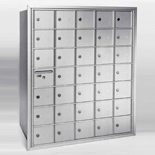 <strong>Florence Mailboxes</strong> 2600 Centurian Rear Access Horizontal Mailboxes
