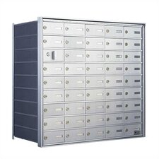 9 Unit High Private Distribution Mailbox
