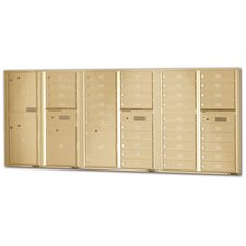 4C - Suite A - Parcel Locker Mailbox