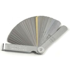 Spark Plug Gauge Blade Type .0015 To .035In.