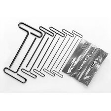 8Pc Sae 9 Loop T-Handle Set