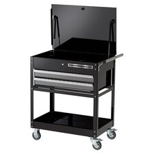 "Gearwrench Xl 24"" Wide 2 Drawer Service Cart"