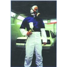 Anti-Static Spray Suit L Hood