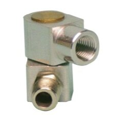 Coupler Air 3 Way Swivel 160Psi