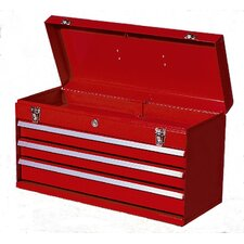 21 3-Drawer Portable Chest
