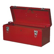 21 Metal Hand Box with Tote