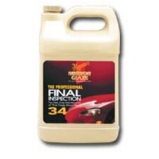 Final Inspection Gallon