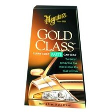 Gold Class Paste Car Wax