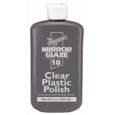 Plastic Polish 8 Oz