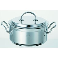 7 1/9-Qt. Stainless Steel High Casserole
