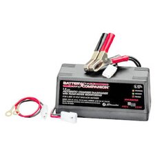 6/12V 1.5 Amp Automatic Trickle Battery Charger