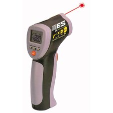 Laser Guided Thermometer W/Carry Case