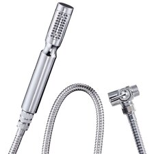"""9"""" Showerstick Hand Shower with Shower Arm in Chrome"""