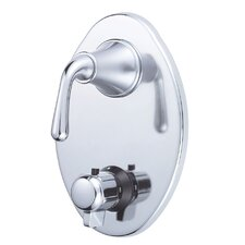 Bannockburn Two Handle Thermostatic Faucet Shower Faucet Trim Only