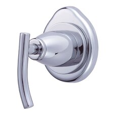 Sonora Single Handle 4-Port Shower Diverter Faucet Shower Faucet Trim Only
