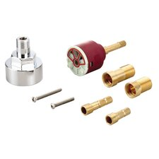 "Deep Wall Extension Kit for 0.5"" Shower Diverter Control Valve"