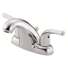 Melrose Two Handle Centerset Bathroom Faucet