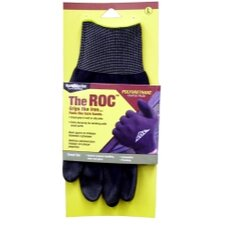 Black Pu/Nylon Roc Glove