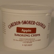 Apple Wood Chips (5-quart )
