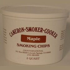 Maple Wood Chips (5-quart)