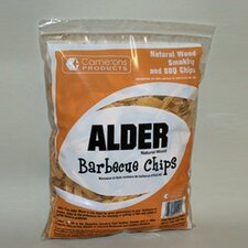 BBQ Chips Alder (2 lb)