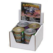 Flavorwood Smoke Can (Set of 12)