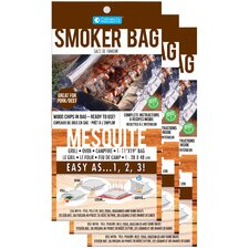 Mesquite Smoker Bag (Set of 3)