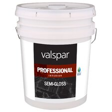 5 Gallon Medium Base Interior Professional Series Paint Semi Gloss