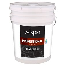 5 Gallon Light Base Interior Professional Series Paint Semi Gloss