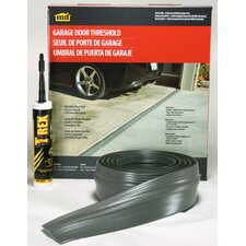 Vinyl Garage Door Threshold