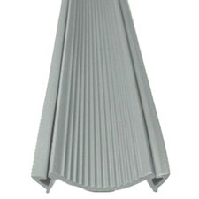 Vinyl Seal Deluxe Threshold in Gray