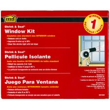 <strong>M-d Products</strong> Shrink and Seal Indoor Window Kit