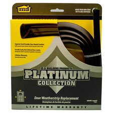 "<strong>M-d Products</strong> 84"" Platinum Collection Replacement Door Weatherstrip"