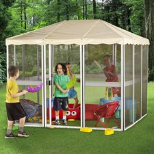 "6' 2"" H x 7' W x 7' D Children' s Gazebo"
