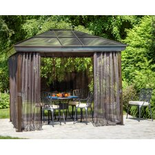 Four Season 10' W x 14' D Gazebo