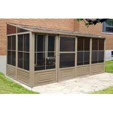 "Add-A-Room 15' 10"" W x 8' 2.5"" D Gazebo"