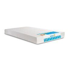 Peaceful Lullabies Baby Mattress with Bamboo Cover and Natural Fill