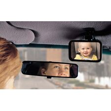 <strong>Safety 1st</strong> Deluxe Baby View Mirror