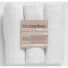 <strong>Little Bamboo</strong> Muslin Wrap -  3 Pack