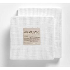 <strong>Little Bamboo</strong> Airflow Bassinet Blanket