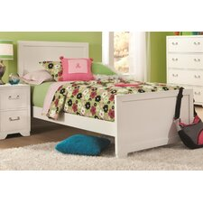 Smart Solutions Twin Panel Bed