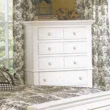 Cottage Traditions 5 Drawer Chest