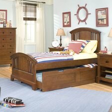 <strong>American Woodcrafters</strong> Bradford Panel Bed